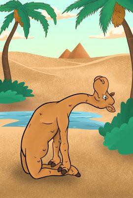 Dag 28 – Kamelen