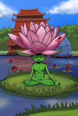 Dag 19 – Lotusen