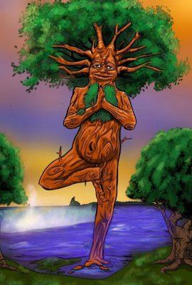 Dag 17 – Træet