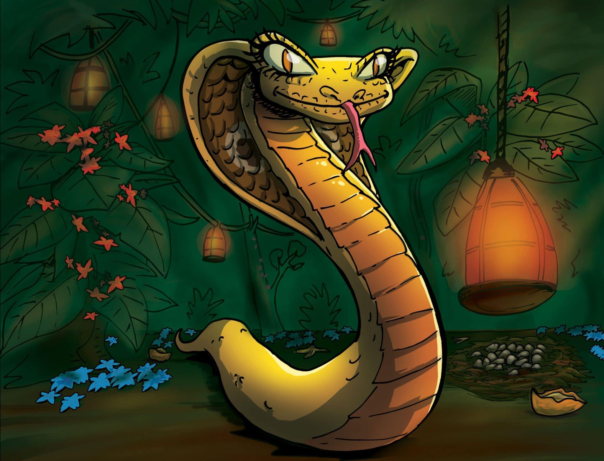 Dag 3 – Kobraen